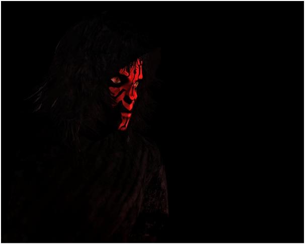 Darth Maul Skin dark souls 2 pc mod
