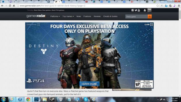 Destiny beta access