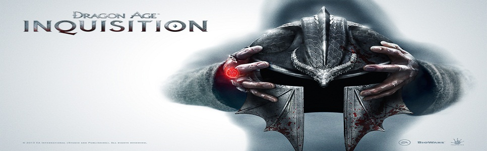 Dragon Age Inquisition Cover Image