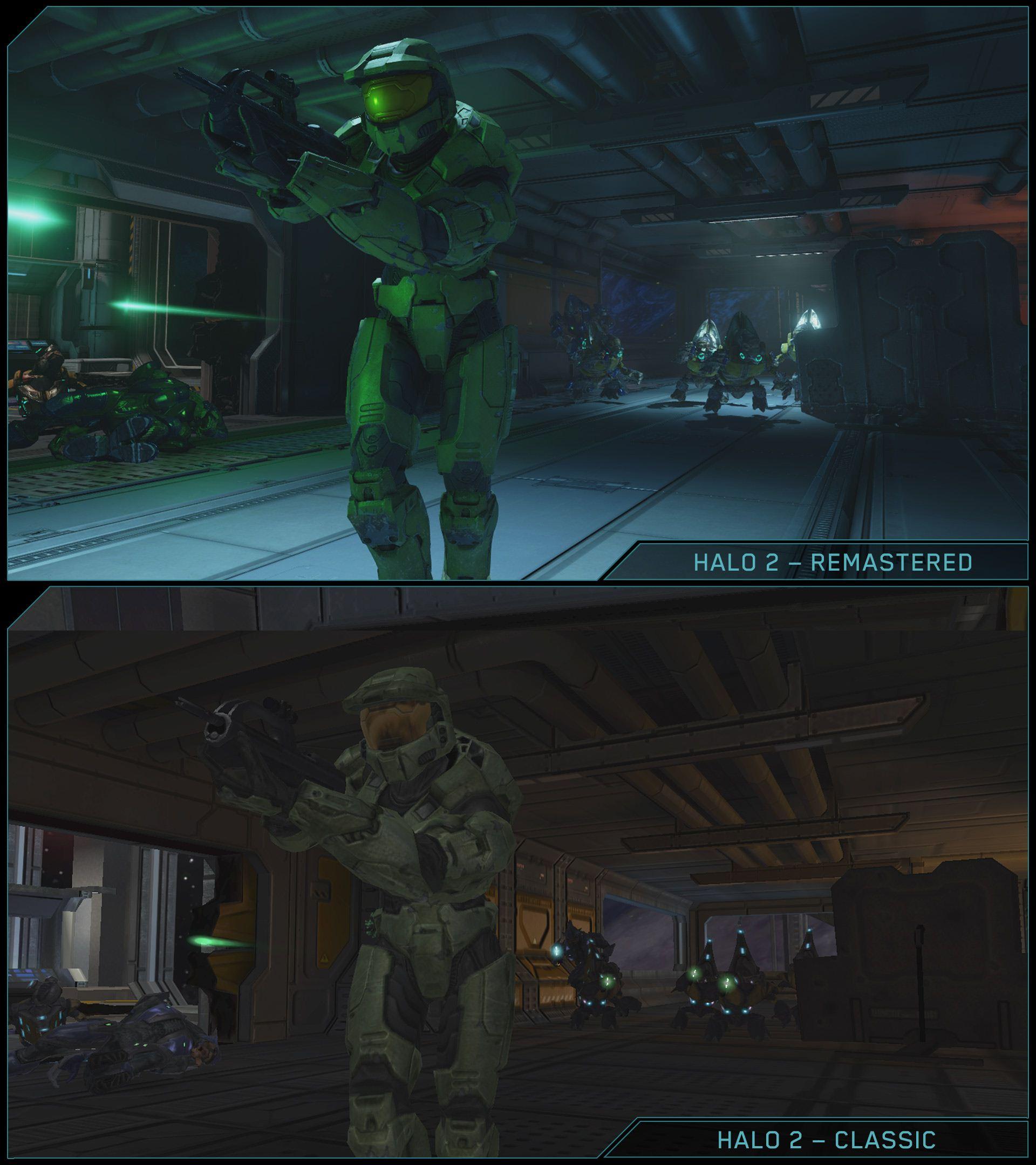 mcc halo graphics comparison - photo #1