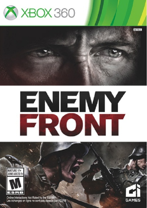 Enemy Front Box Art