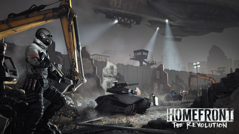 Homefront: The Revolution Resistance Mode, Pre-Order Bonuses Detailed