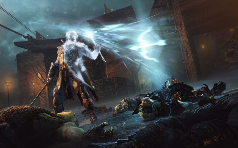 Middle-Earth Shadow of Mordor (1)