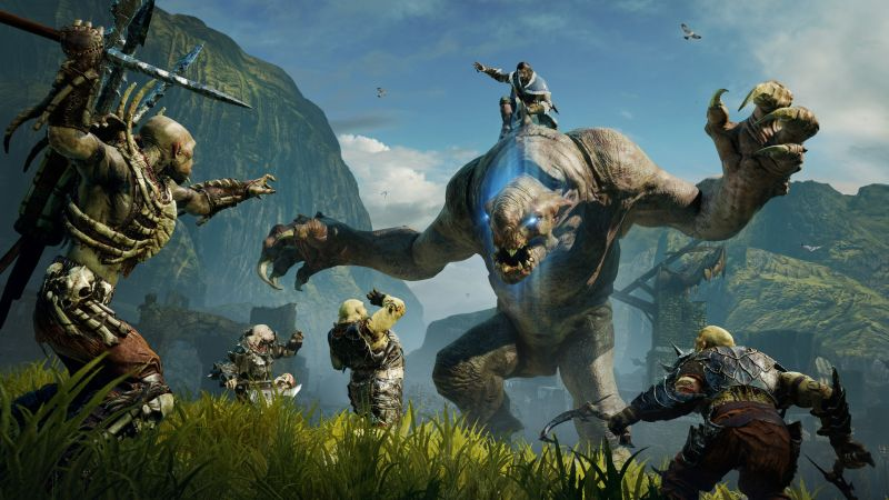 Middle-Earth Shadow of Mordor (2)