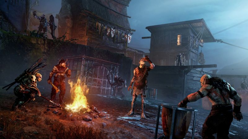 Middle-Earth Shadow of Mordor (4)