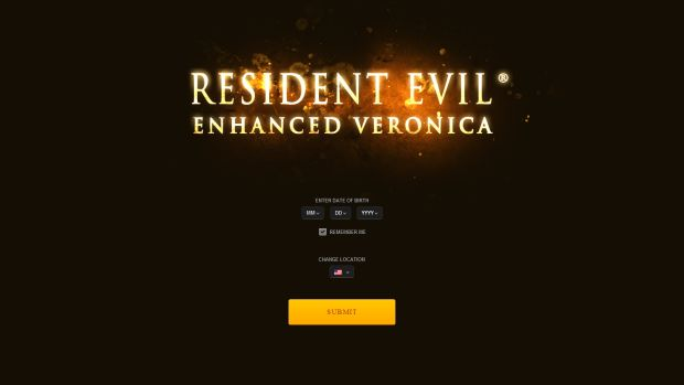 Resident Evil Enhanced Veronica