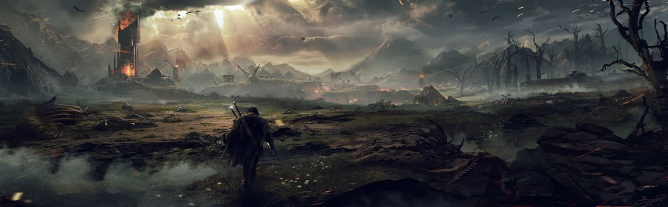 Shadow of Mordor Cover image