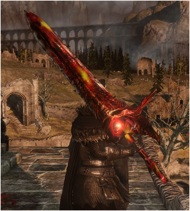 Soul Edge dark souls 2 pc mod