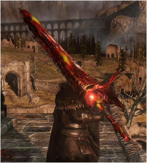 Soul Edge dark souls 2 pc mod