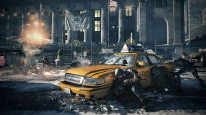 The Division Screenshots Show Difference Between Old Build And Newer Version