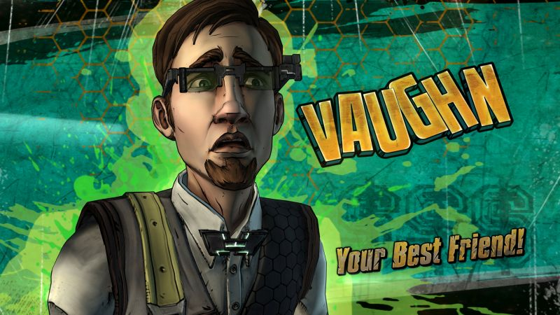 Tales from the Borderlands (7)