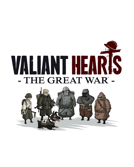Valiant Hearts: The Great War Box Art