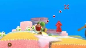 Mega Yarn Yoshi Amiibo Unveiled