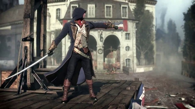 Assassin S Creed Unity Map Size Larger Than Entire Landmass Of