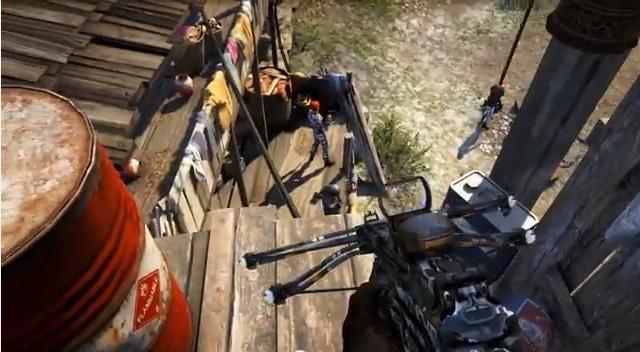 far cry 4 how to use mines