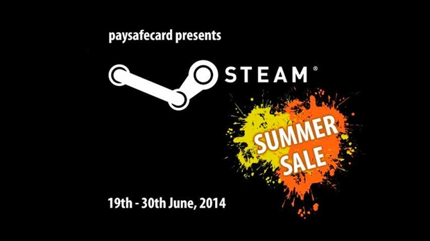 steam summer sales 2014