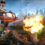 """Insomniac: InFamous: Second Son to Sunset Overdrive Comparison Is """"Flattering"""""""