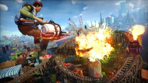 New Sunset Overdrive Video Offers Closer Look At Character Customization