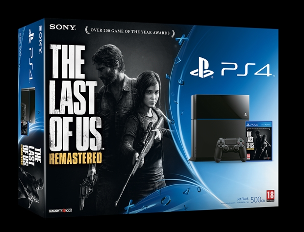 the last of us remastered ps4 bundle