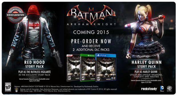 Batman Arkham Knight_Red Hood