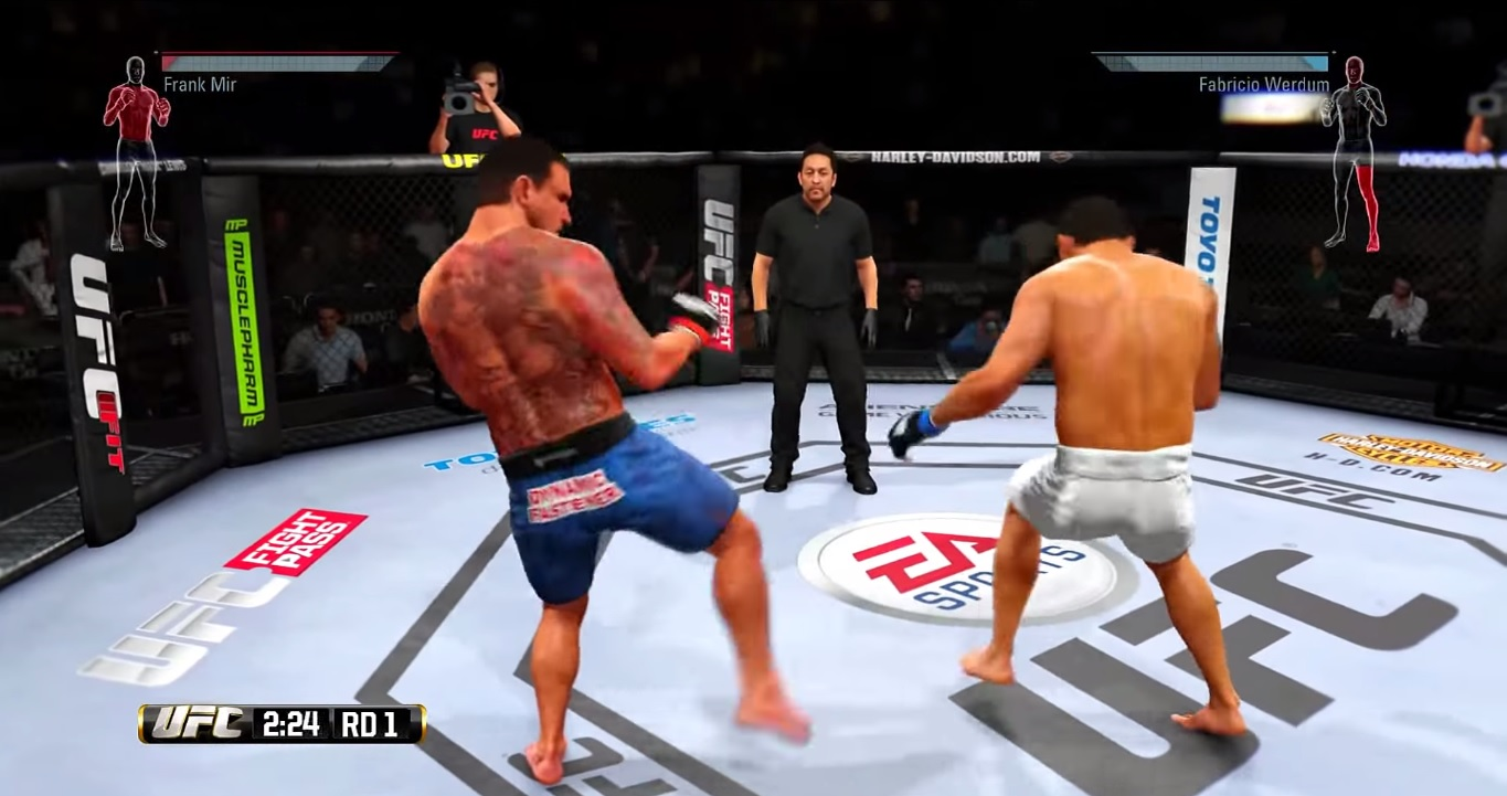 Ea Sports Ufc Update Adds Fixes New Fighters Sony Ps4 2 Xbox One