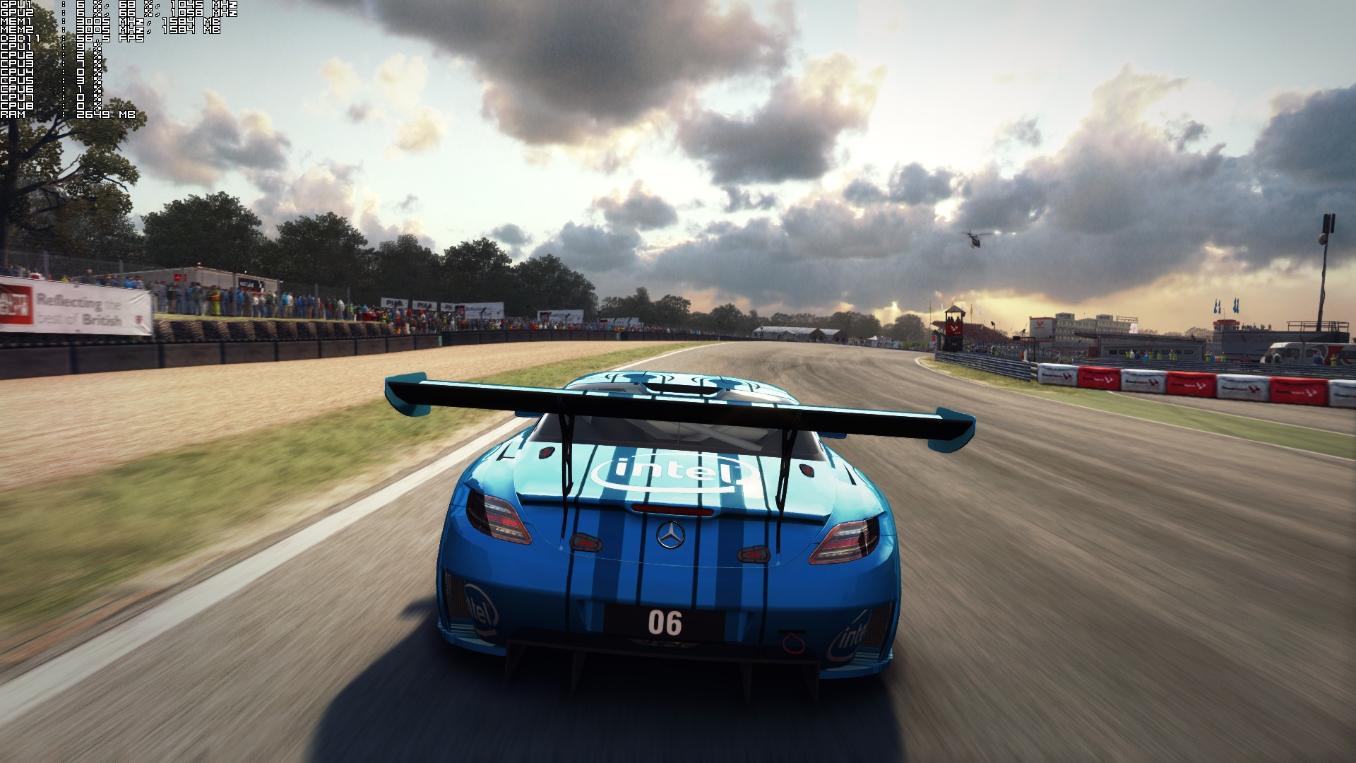GRID Autosport Visual Analysis: Xbox 360 vs PS3 vs PC