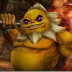 Hyrule Warriors Character Trailer Focuses on Darunia and His Hammer