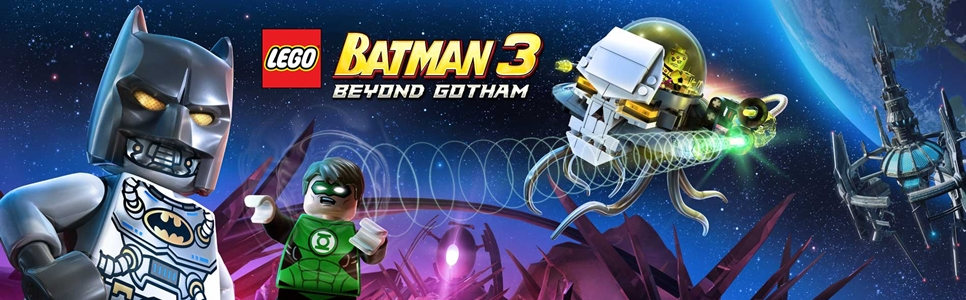 Lego Batman 3: Beyond Gotham Wiki – Everything you need to know about the game.