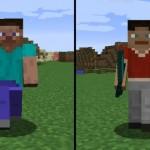 Minecraft to Receive Newer, Skinnier Player Models?