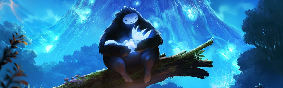 Ori and the Blind Forest cover image