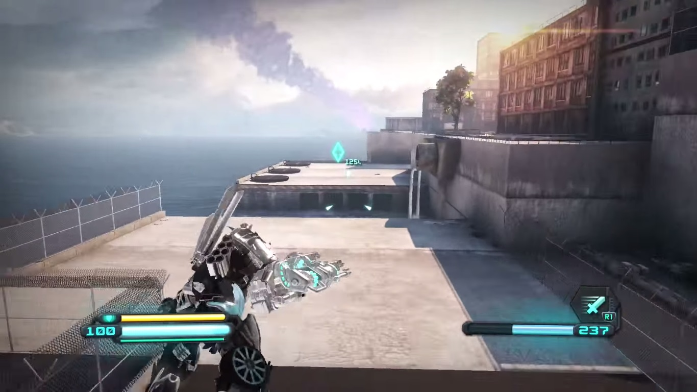 Transformer Rise of the Dark Spark Ps4