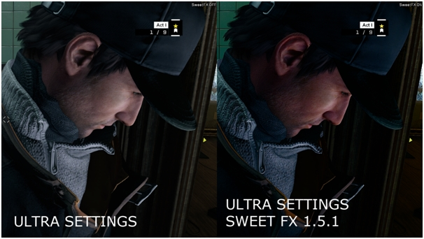 watch dogs sweetfx mod