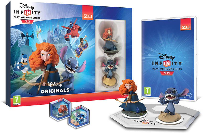 Disney Infinity 2 0 Gets Toy Box Starter Pack This