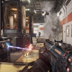 Call of Duty: Advanced Warfare biolab map