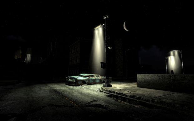 Fallout Street Lights
