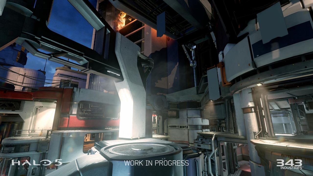 Halo 5: Guardians Beta Dates Revealed, Will Have 7 Maps And
