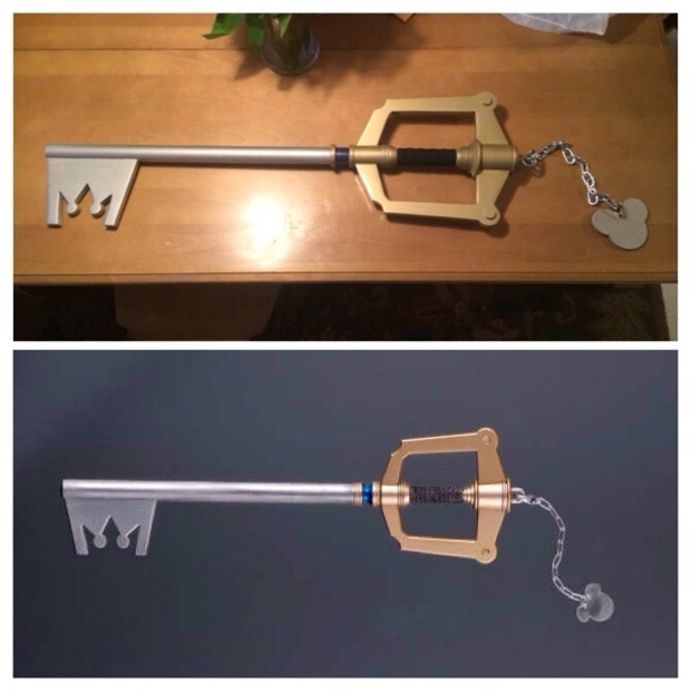 Kingdom Hearts 3 Keyblade