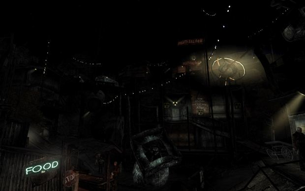 Megaton Lighting Overhaul