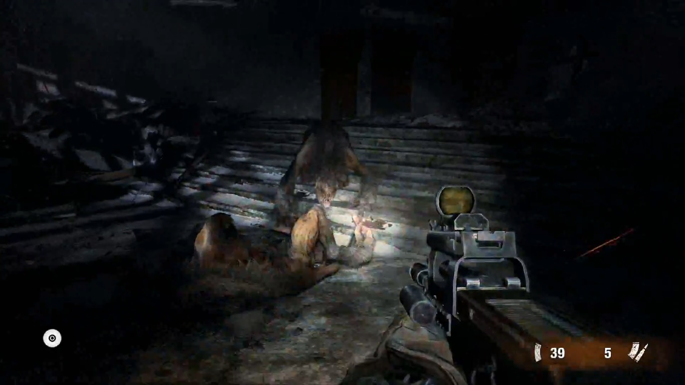 Metro 2033 Redux PS4