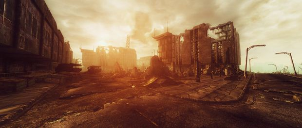 Midhrastic ENB for Fallout 3
