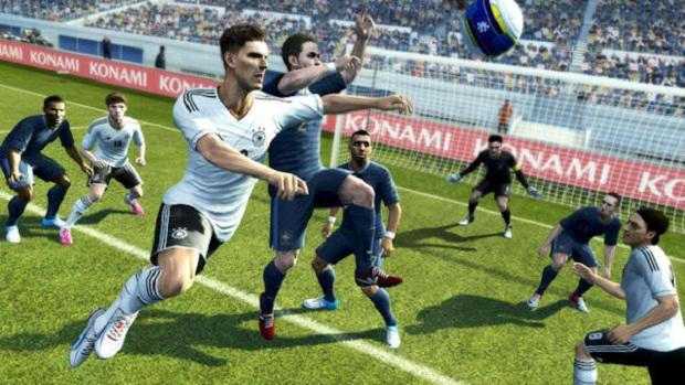 Pro Evolution Soccer 2015 3