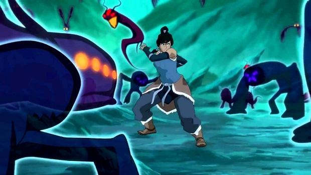 The Legend of Korra 3
