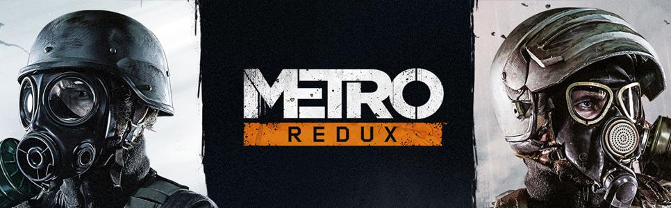 Metro Redux Review