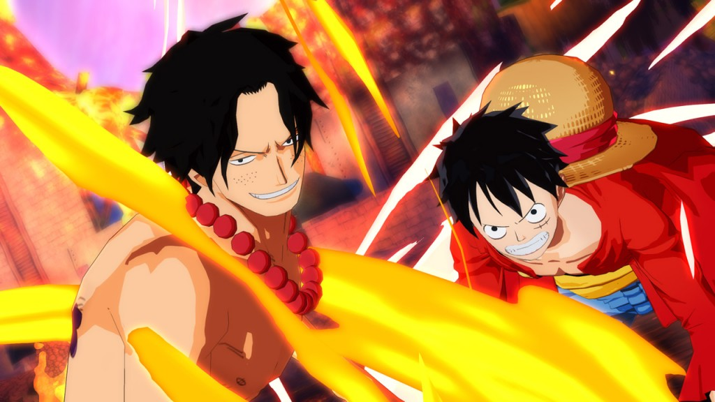one piece unlimited world red 3
