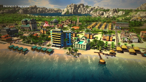 Tropico 5 On PS4 Will Run At 1080p, Developer Aiming For