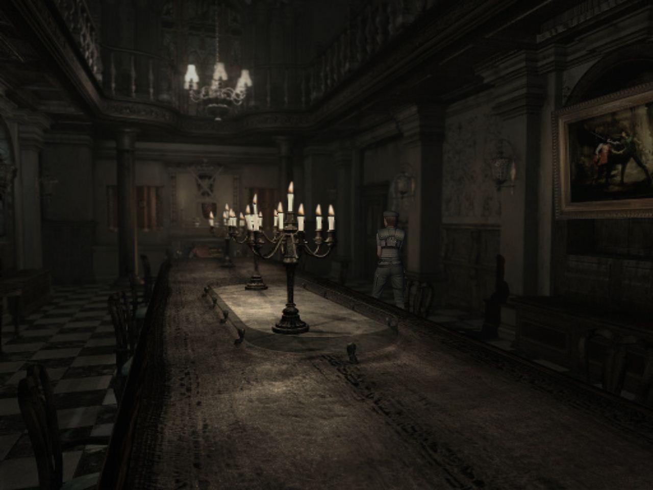 "Resident Evil HD ""Remaster"""