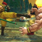 Ultra Street Fighter 4 On The PS4 Is Compatible With PS3 Fight Sticks