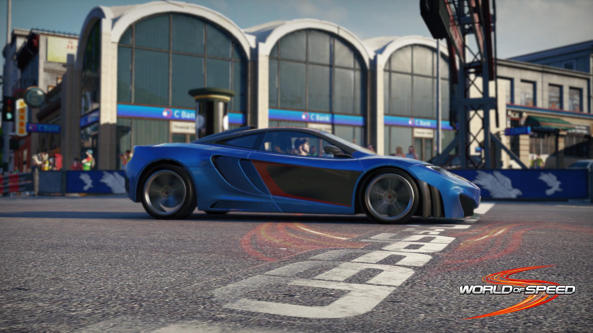 World of Speed