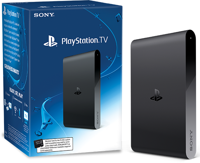 PlayStation TV Device