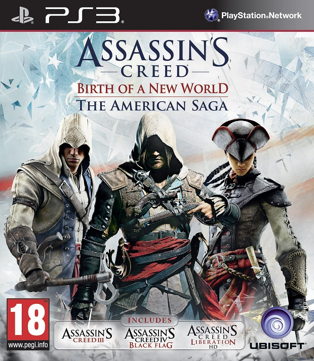 Assassins Creed The American Saga Collection